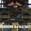 Emisión Ya No Puedo Más 01-02-2013