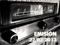 Emisión Ya No Puedo Más 22-02-2013