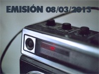 Emisión Ya No Puedo Más 08-03-2013