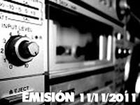 Emisión Ya No Puedo Más 11-11-2011