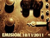 Emisión Ya No Puedo Más 18-11-2011