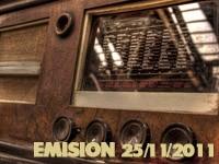 Emisión Ya No Puedo Más 25-11-2011