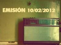 Emisión Ya No Puedo Más 10-02-2012