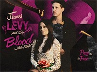 James Levy and The Blood Red Rose – Sneak Into My Room