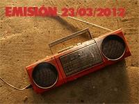 Emisión Ya No Puedo Más 23-03-2012