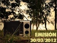 Emisión Ya No Puedo Más 30-03-2012