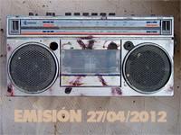 Emisión Ya No Puedo Más 27-04-2012