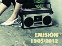 Emisión Ya No Puedo Más 11-05-2012