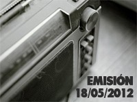 Emisión Ya No Puedo Más 18-05-2012