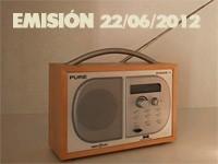 Emisión Ya No Puedo Más 22-06-2012