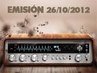 Emisión Ya No Puedo Más 26-10-2012